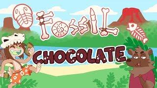 Fossil Chocolates!
