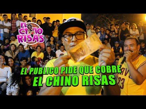 El Chino Risas 'El Publico Me Pide Que Cobre' 13 De Enero 2019