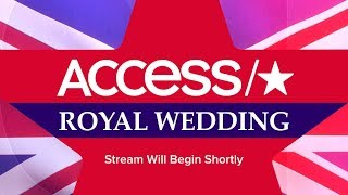 Watch Prince Harry and Meghan Markle's entire royal wedding LIVE on...