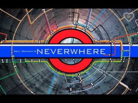 "NEVERWHERE Music Track - ""Anaesthesia"""