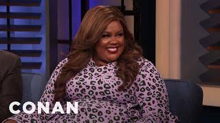 Nicole Byer Has A Google Doc Of Penis Ratings - CONAN on TBS