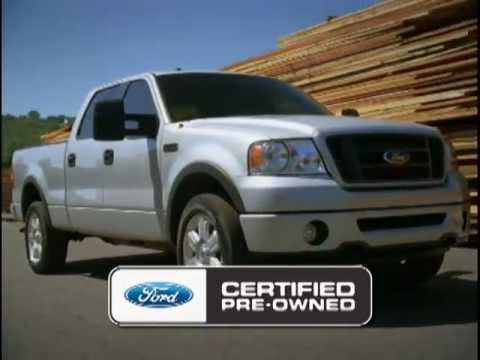 University Ford - Certified