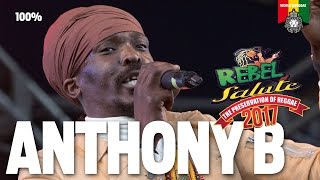 Download Anthony B Live at Rebel Salute 2017 MP3 song and Music Video