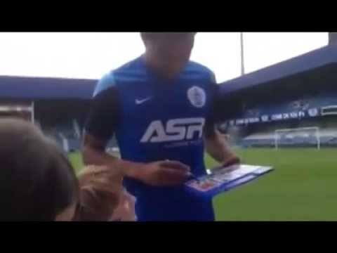 How to break a kid's heart, by Loic Remy.