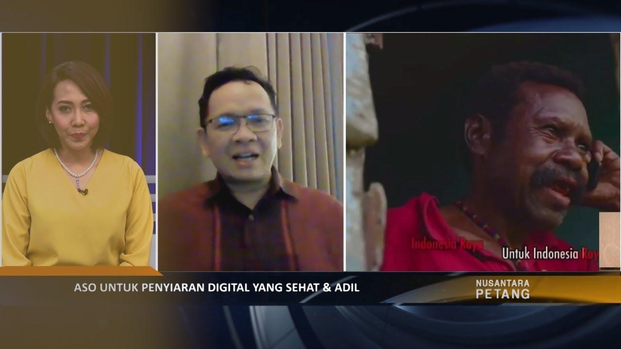 ASO Untuk Penyiaran Digital yang Sehat dan Adil