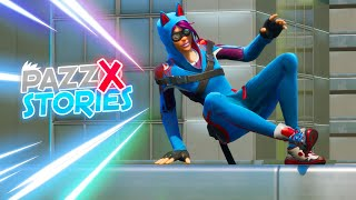 LE VERE ORIGINI DI VIX 🎬 FILM 🎬 Fortnite Stories Pazzox