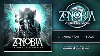 """ZENOBIA """"Intro - Paint It Black"""" (Audiosingle)"""