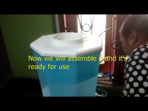 kent  gold uf water purifier maintenance at home