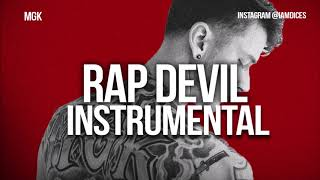 "MGK ""Rap Devil"" Instrumental (Eminem Diss) Prod. by Dices *FREE DL*"