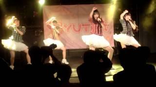 2014 05 25 RYUTistホームライブ#106 初披露 ハックルベリー.