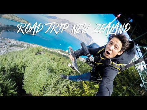 "GoPro Skate: Road Trip New Zealand - ""Bungee Boys"" - Ep. 4"