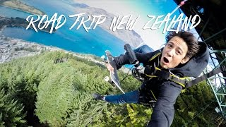 GoPro Skate: Road Trip New Zealand - Bungee Boys - Ep. 4