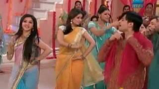 Mrs. Kaushik Ki Paanch Bahuein Feb. 17 '12 - Dance Performance_2