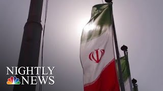 Exclusive: Inside Iran As Top Officials Talk About The Growing Showdown With U.S. | NBC Nightly News
