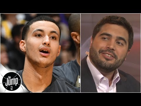 Lakers' young players proving they 'aren't good enough' - Nick Friedell | The Jump