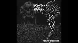 EXTINCTION OF MANKIND - Ale To England [FULL EP]