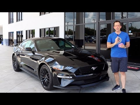 What does the 2019 Ford Mustang GT have for the FIRST TIME EVER? - Raiti's Rides