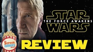 Star Wars: The Force Awakens Review! (No Spoilers)