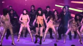 Aditi Singh Sharma performance at 6th Royal Stag Mirchi Music Awards