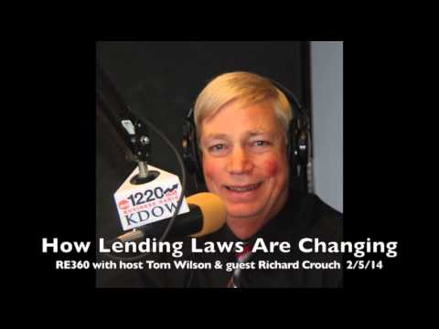 RE360: How Lending Laws Are Changing