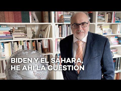 Biden, el Sáhara, he ahí la cuestión