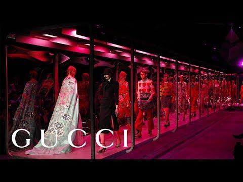 Gucci Fashion Show – Fall Winter 2017 | Short Edit