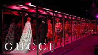 Gucci Fall Winter 2017 Fashion Show | Short Edit