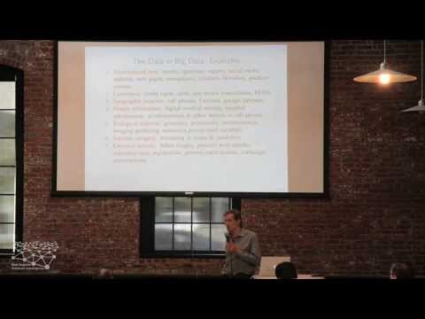 NEAI - May 14 2013 - Gary King: Big Data is Not About the Data!