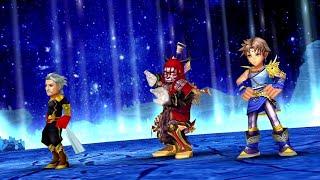 Dissidia Final Fantasy: Opera Omnia - Gilgamesh Trailer