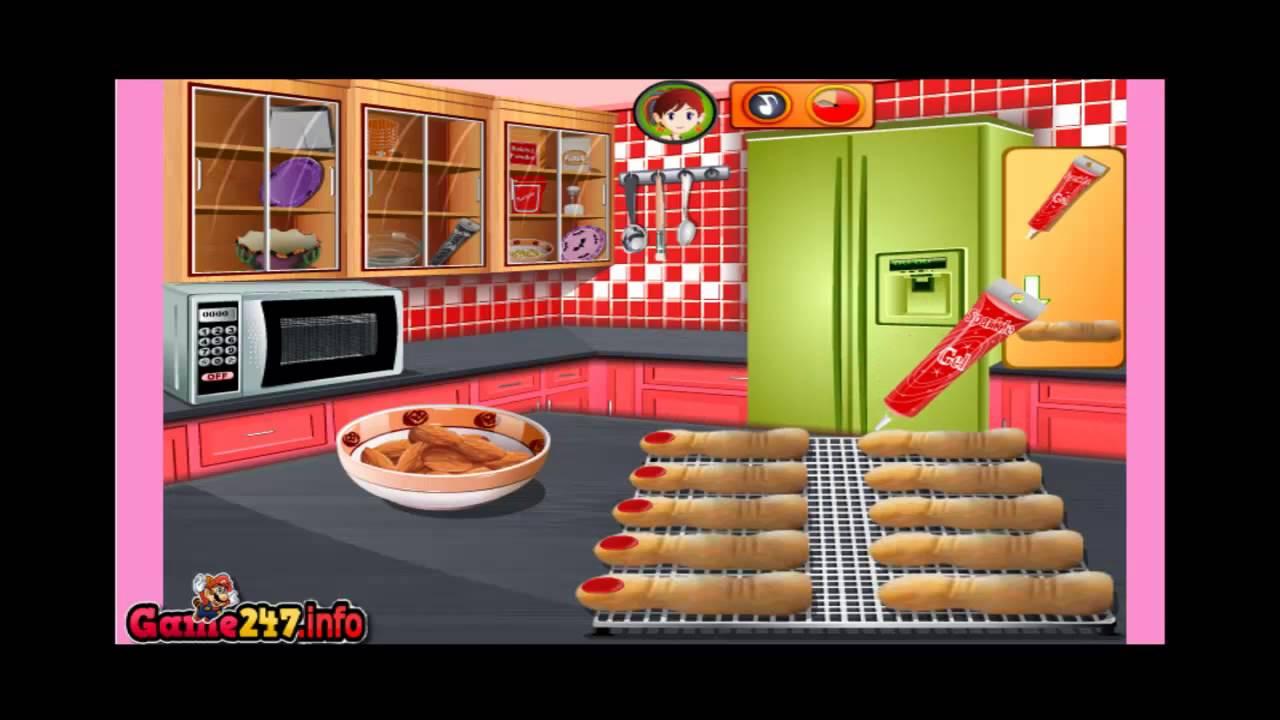 CHƠI GAME KINH DỊ Game Món ăn kinh dị, Game hay nấu ăn món kinh dị, Chơi game hay nấu ăn