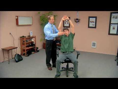 Portable Wobble Chair Exercises For Elderly Instructions Youtube