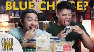 Download Video Orang Indonesia Cobain Blue Cheese! | Cheese Blind Taste Test #TGIF MP3 3GP MP4