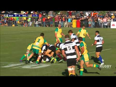 Full replay: Barbarians vs Classic Wallabies