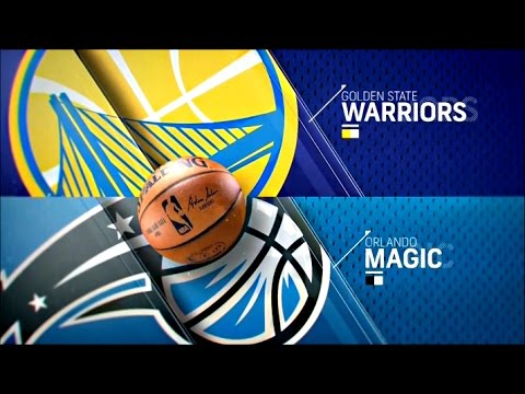 Warriors 2016-17: Game 44 VS Magic