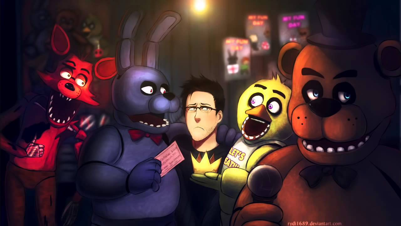 Markiplier/Fnaf its me/song (Nightcore) - YouTube Markiplier Fnaf