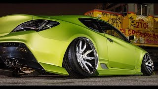 HYUNDAI GENESIS Coupe THE ULTIMATE SOUND COMPILATION