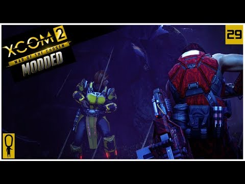 2 PIPPER - XCOM 2 WOTC Modded Gameplay - Part 29 - Let's Play Legend Ironman
