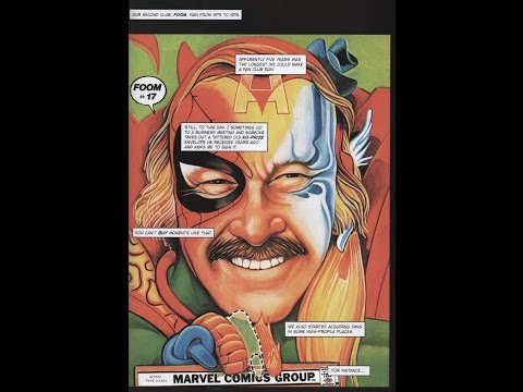 GD Comic Review STAN LEE Amazing Fantastic Incredible A Marvelous Memoir