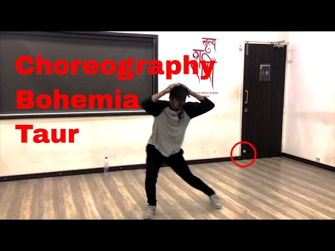 Bohemia New Song TAUR | New Punjabi Songs 2017 | Gippy Grewal | Choreography | Akshay Chaturvedi|