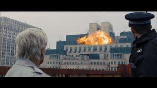 Skyfall - MI6 Explosion (1080p)
