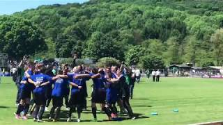 TuS Koblenz - Eintracht Trier 2:1 -  Rheinland Pokal Finale 2017