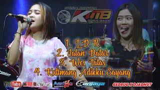 Download lagu KMB MUSIC Terbaru || L.D.R || Jalan Datar || Wes Tatas || Kutimang Adikku Sayang
