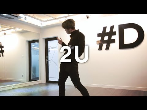 David Guetta - 2U (Alex Goot + Against The Current Cover) / Minho Choi Choreography (#DPOP STUDIO)