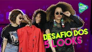 Baixar DESAFIO DOS 5 LOOKS COM TAY AQUINO   Festival Teen TV