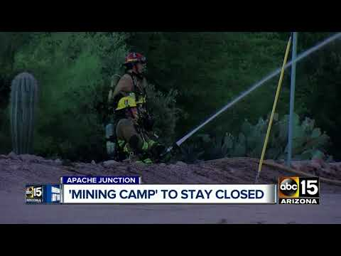 Historic Mining Camp Restaurant In Apache Junction To Remain Closed