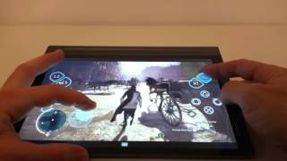 Yoga tab 3 pro Android + Remote Play sans root + AC syndicate PS4