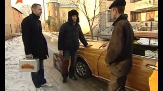 ICTV - Чудо-люди: Машины сделанные из дерева
