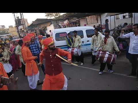 Sher Dance From Chandrapur