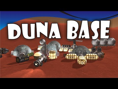 [23] SSTO Space Program - Duna Colony Ship is Ready! - KSP 1.3