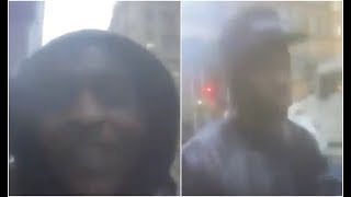 Fan Runs Up On Kawhi Leonard In Public Gets Roasted For Having A Cracked Phone